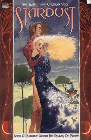 Stardust borító - Charles Vess