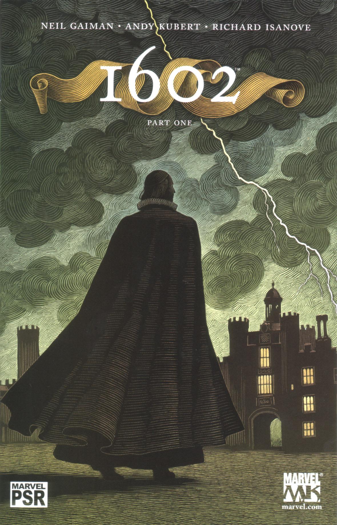 Gaiman: Marvel 1602