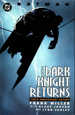 TDKR: 10th anniversary edition cover